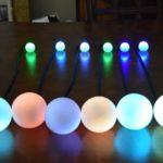 LED Contact Poi