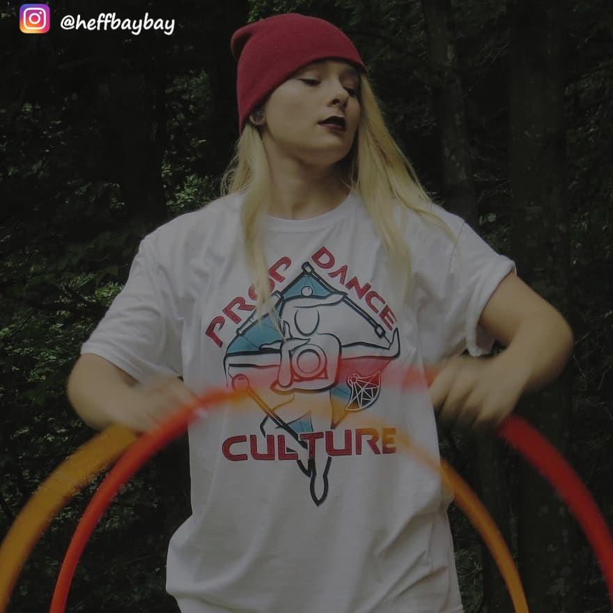 heffybaybay propdanceculture t-shirt shirt