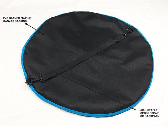 Modek Designs hoop Bag Back